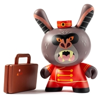 Kidrobot City Cryptid Dunny Series - Ahool