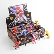 The Loyal Subjects - Mighty Morphin Power Rangers The Movie - Case of 16 Unopened Boxes