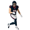 Hallmark Keepsake Ornament- 2017 - NFL Houston Texans- J.J. Watt