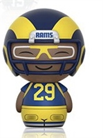 Funko NFL Mini Dorbz Historical Player Series - Los Angeles Rams - Eric Dickerson