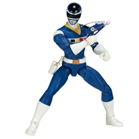 Power Rangers In Space - Blue Ranger Legacy Figure