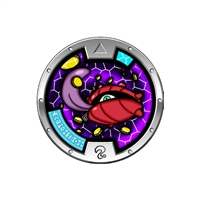 Yo-Kai Watch - Series 3 Medal - Almi (1/24)