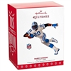 Hallmark Keepsake Ornament- 2017 - NFL Detroit Lions- Barry Sanders