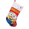 Despicable Me Minion Christmas Stocking with Sound (Battery Operated)