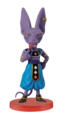 Banpresto Dragon Ball Z WCF  Z Warrior Collection - Beerus God of Destruction