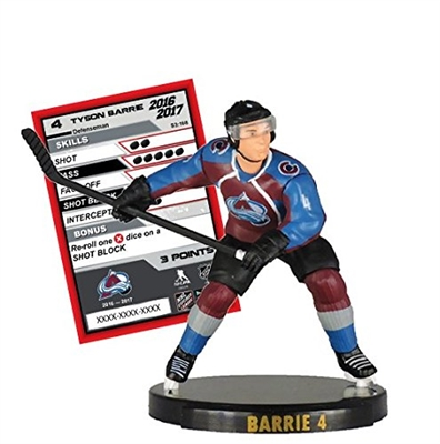 "2016-2017 NHL 3"" Figure - Tyson Barrie - Colorado Avalanche"
