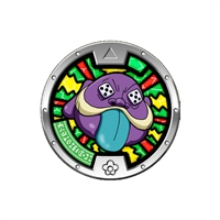 Yo-Kai Watch Series 4 Medal - Dubbles