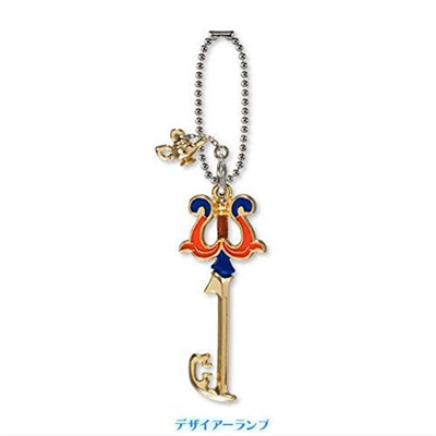 Bandai Kingdom Hearts Keyblade KH Three Wishes Character Key Chain Mascot Charm Collection Vol.1