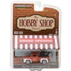 Greenlight Collectibles - The Hobby Shop Series 1 - 1956 Ford F-100 w/ Drop-In Tow Hook