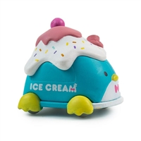 Kidrobot Minis - Hello Sanrio Micro Vehicle Series - Tuxedo Sam Ice Cream Truck (3/24)