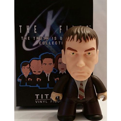 Titans-The X-Files - The Truth is Out There Collection Mini-Figure - Tooms