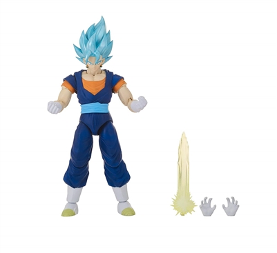 Dragon Ball Super - Dragon Stars Super Saiyan Blue Vegito Figure (Series 3)
