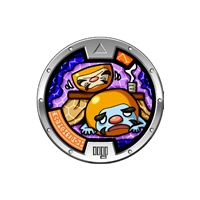 Yo-Kai Watch - Series 3 Medal - Dulluma (2/24)