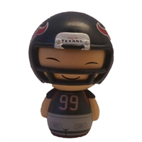 Funko NFL Mini Dorbz - Houston Texans - JJ Watt