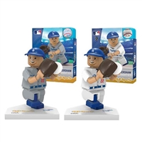 OYO MLB Gift Set - Los Angeles Dodgers - Clayton Kershaw Set of 2