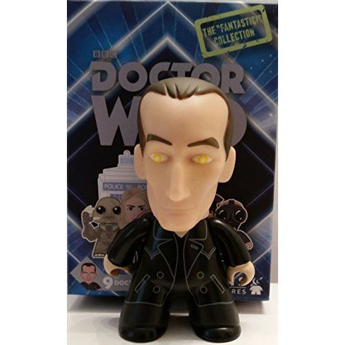 Titan's Doctor Who The Fantastic Collection - 9th Doctor w/ Gold Eyes (2/20)