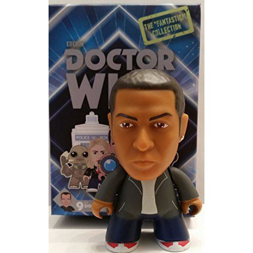 Titan's Doctor Who The Fantastic Collection - Mickey Smith (1/20)