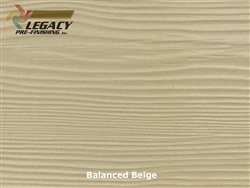 Allura, Pre-Finished Fiber Cement Lap Siding - Balanced Beige