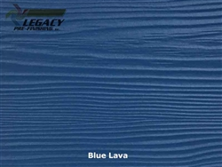 Allura, Pre-Finished Fiber Cement Lap Siding - Blue Lava