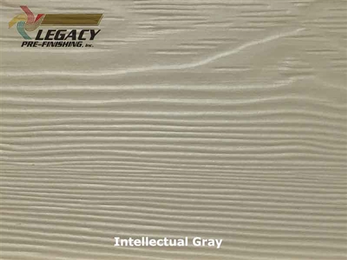 Allura, Pre-Finished Fiber Cement Lap Siding - Intellectual Gray