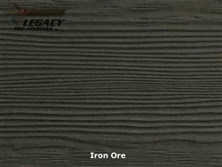 Allura, Pre-Finished Fiber Cement Lap Siding - Iron Ore