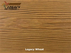 Allura, Pre-Finished Fiber Cement Cedar Lap Siding - Legacy Wheat