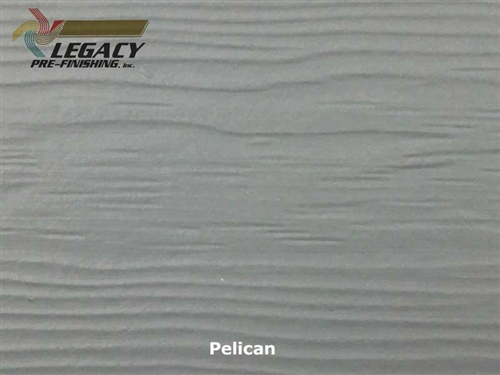 Allura, Pre-Finished Fiber Cement Lap Siding - Pelican