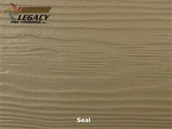Allura, Pre-Finished Fiber Cement Lap Siding - Seal