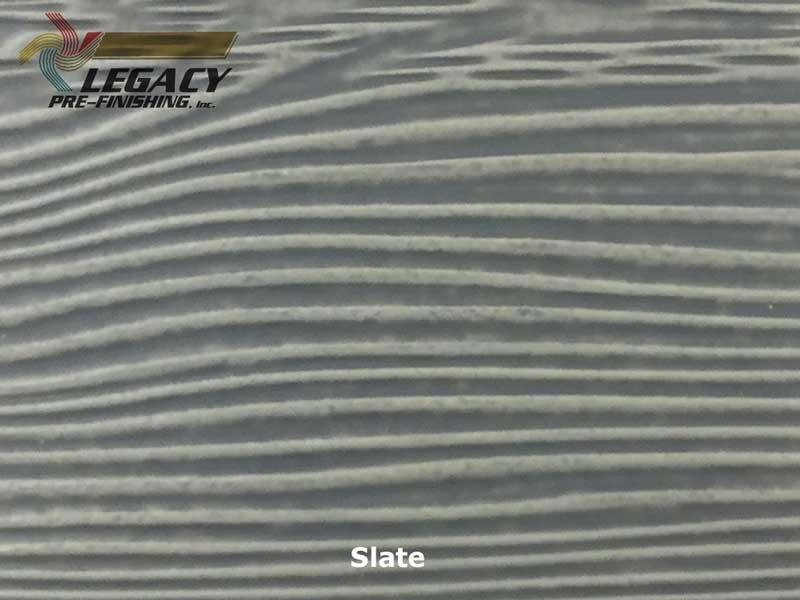 Allura Pre Finished Fiber Cement Cedar Lap Siding Slate