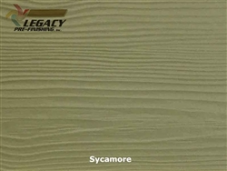 Allura, Pre-Finished Fiber Cement Lap Siding - Sycamore
