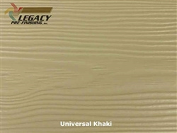 Allura, Pre-Finished Fiber Cement Lap Siding - Universal Khaki