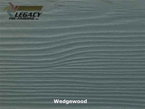 Allura, Pre-Finished Fiber Cement Lap Siding - Wedgewood
