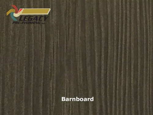Allura Prefinished Vertical Panel Siding - Barnboard