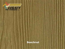 Allura Prefinished Vertical Panel Siding - Beechnut