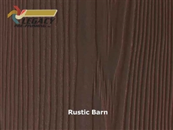 Allura Prefinished Vertical Panel Siding - Rustic Barn