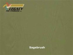 Allura Prefinished Vertical Panel Siding - Sagebrush Green