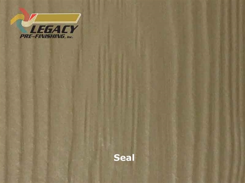 Allura Prefinished Vertical Panel Siding - Seal