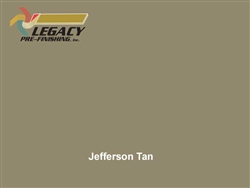 Allura Fiber Cement Cedar Shake Siding Panels - Jefferson Tan