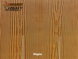 Allura Fiber Cement Cedar Shake Siding Panels - Maple
