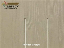 Allura Fiber Cement Cedar Shake Siding Panels - Perfect Greige