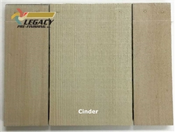 Cedar Valley Shingle Panel, Pre-Finished - Cinder