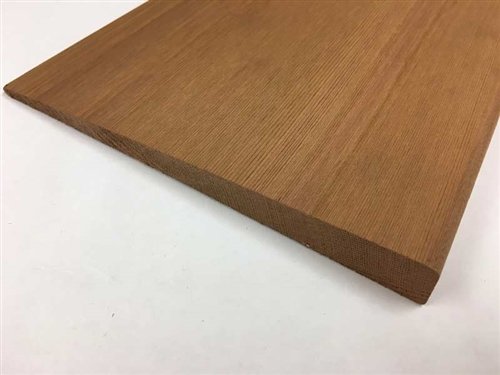 Prefinished Cedar Plain Bevel Siding - CVG Grade