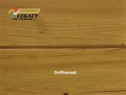 Cypress Prefinished Tongue And Groove V-Joint Boards - Driftwood