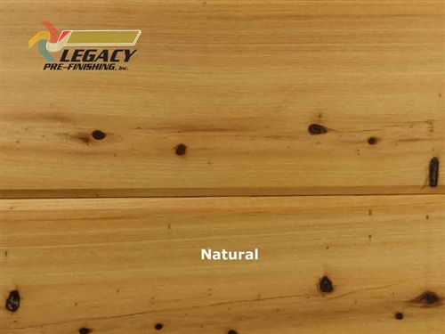 Cypress Tongue And Groove Siding V-Joint Paneling - Natural Stain