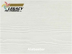 James Hardie, Prefinished Lap Siding - Alabaster