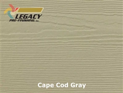 James Hardie, Prefinished Lap Siding - Cape Cod Gray