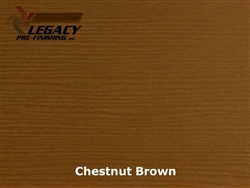 James Hardie, Prefinished Lap Siding - Chestnut Brown