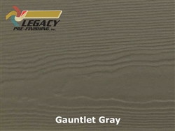 James Hardie, Prefinished Lap Siding - Gauntlet Gray