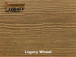 James Hardie, Prefinished Cedarmill Lap Siding - Legacy Wheat
