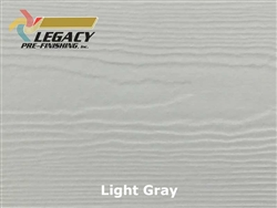 James Hardie, Prefinished Lap Siding - Light Gray